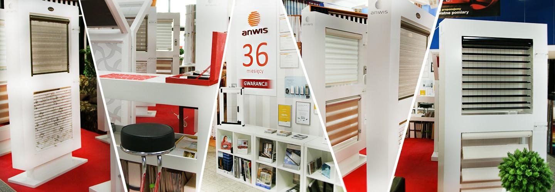 Salon wystawowy ANWIS