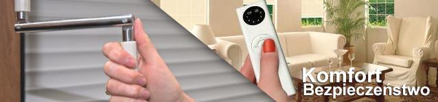 Zamień ręczny mechanizm na elektryczny ! – Rolety zewnętrzne